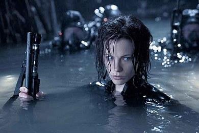 Kate Beckinsale como Selene