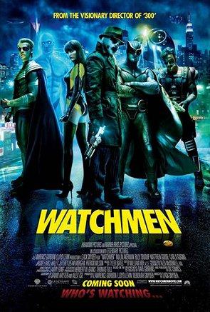 Cartel de Watchmen