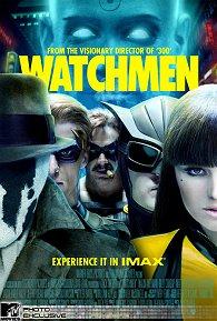 Cartel de Watchmen #1