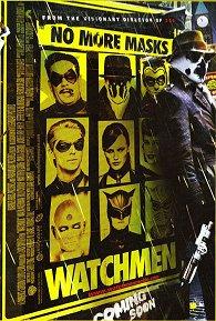 Cartel de Watchmen #2