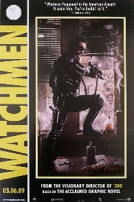 Cartel Watchmen - El Comediante
