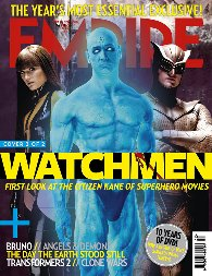 Portada Empire Watchmen #1