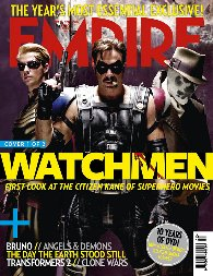 Portada Empire Watchmen #2