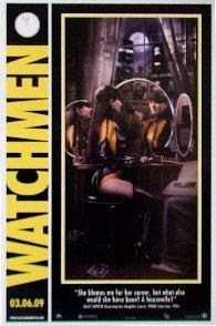 Cartel Watchmen - Espectro de Seda