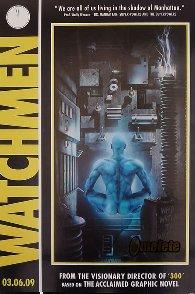 Cartel Watchmen - Dr. Manhattan