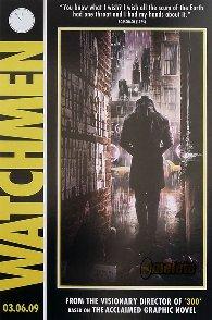 Cartel Watchmen - Rorchach