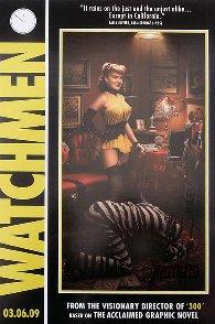 Cartel Watchmen - Sally Jupiter