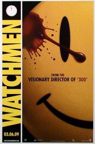 Cartel Watchmen - Genérico