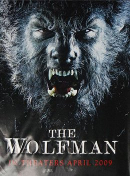 Cartel de The Wolf Man #1