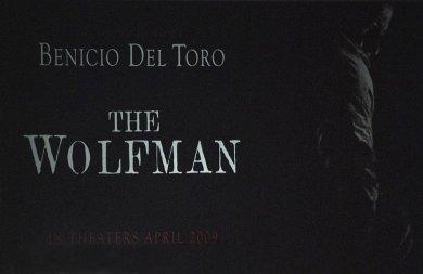 Banner de The Wolf Man #1