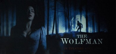Banner de The Wolfman