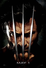 Cartel oficial de X-Men Origins: Wolverine