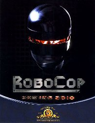 Folleto Robocop