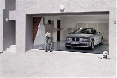 Garaje con gracia