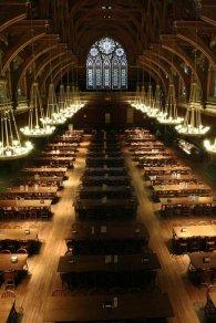Comedor de Harvard #4