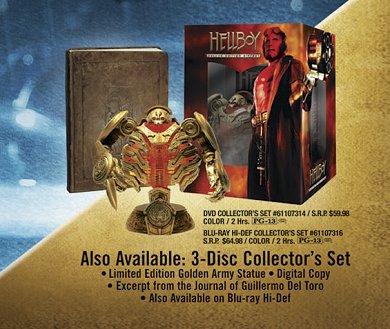 Promo del DVD de Hellboy 2 #2