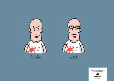 Publicidad gafas #1