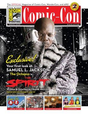 Samuel L. Jackson como The Octopus