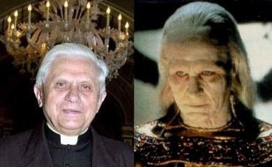 Ratzinger Dracula