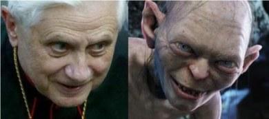 Ratzinger Gollum