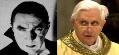 Ratzinger Bela Lugosi
