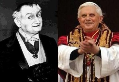 Ratzinger Familia Monster