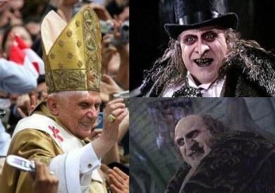 Ratzinger Pingüino