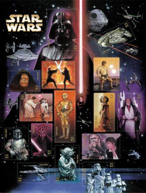 Sellos Star Wars