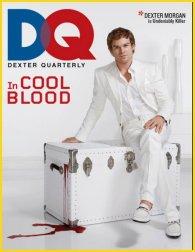 Portada falsa Dexter - GQ