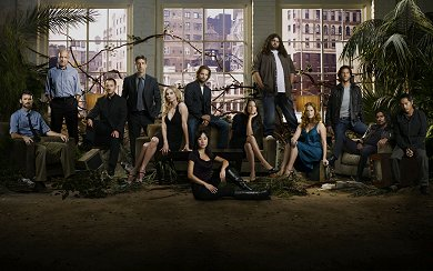 Imagen promocional de la quinta temporada de Perdidos