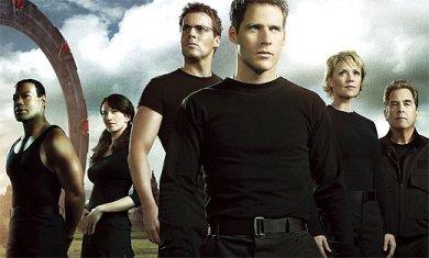 El reparto de Stargate SG-1