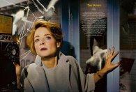 Jodie Foster en Los pájaros