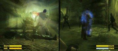 Imagen videojuego Watchmen #2
