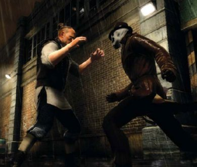 Imagen videojuego Watchmen #5