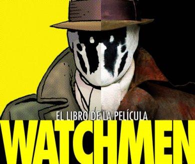 Libro Oficial de la Película de Watchmen